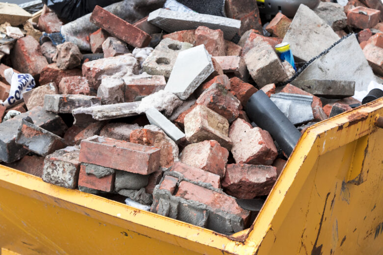 Blog - Reducing Construction Debris in Landfills